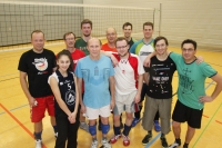 Freitagabend Hobby-Volleyball