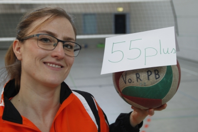 Volleyball 55plus